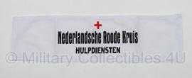 Nederlandsche Roode Kruis Hulpdiensten armband - wo2 periode!