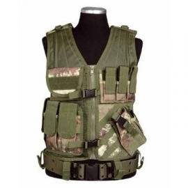 USMC vest met koppel - Vegetato WL