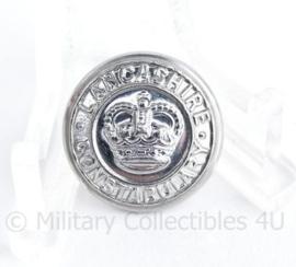 Britse politie Lancashire constabulary knoop 17 MM - origineel