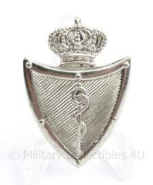 Onbekende insigne geneeskundige dienst - Brits Belgisch of Nederlands -  4 x 3 cm - origineel