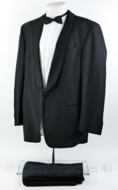Heren kostuum jas, broek en overhemd set - maat 98 - origineel
