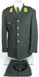 KL Landmacht DT2000 uniform set - 13de gemechaniseerde brigade - maat 50 1/4 - origineel