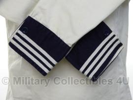 Koninklijke Marine Matrozen hemd WIT Baaienhemd - Korporaal - maat 54 - origineel