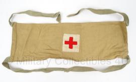 KL Nederlandse leger Geneeskundige Dienst armband - oud model - origineel
