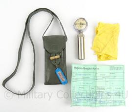 Duitse zuurstofmeter - 1979 - origineel