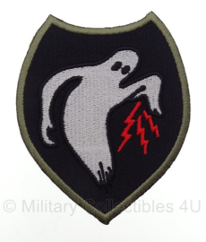 WO2 US Army Ghost Division embleem - 8,6 x 6 cm