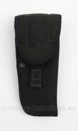 Britse Politie holster zwart Cordura Holster Pistol R/H - origineel