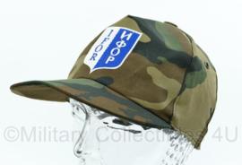 IFOR Woodland baseball cap - maat one size - nieuw - origineel