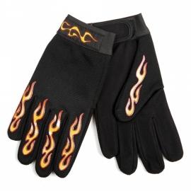 """Neopreen handschoen - """"Flames"""""""