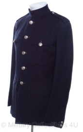 British Dress Blue Jacket met opstaande kraag  - maat medium - origineel