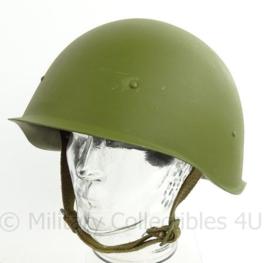 Russische ssh40 helm - WO2 model - maat P-2 (= maat 58/59) -origineel 1949 !