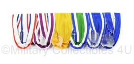 Defensie medaillebalk zonder de medailles zelf - origineel