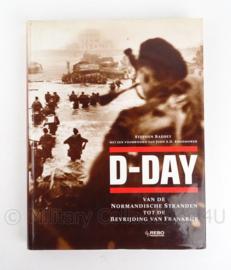 """Naslagwerk """"D-Day"""" - Stephan Badsey - origineel"""