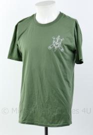 Korps Mariniers Aruba shirt - 32e raiding squadron - maat M - origineel