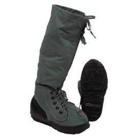 US Military Black boots Extreme Cold Weather Mukluk Boots N-1B  maat Extra Large  - origineel