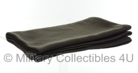 KL Nederlandse leger sjaal - groen - 26 x 63 cm - origineel