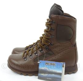 Meindl JUNGLE MASAI schoenen Jungle hoog model Bruin leder - licht gebruikt - origineel KL - maat 260M =  41m