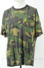 KL Landmacht shirt Landmachtdagen 2009 - kracht door veelzijdigheid - maat XL - origineel