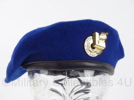 Nederlandse Politie Arrestatieteam baret - Midden- en West-Brabant - maat 58 - origineel