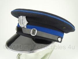 Nederlandse Gemeentepolitie pet - Officier - maat 55 - origineel