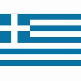 Vlag Griekenland - Polyester -  1 x 1,5 meter