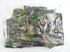 Nederlandse leger jas windpoof Woodland - nieuw in verpakking - maat Medium - origineel