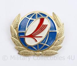 USSR Russische leger pet insigne onbekend  - 6,5 x 5,5 cm - origineel