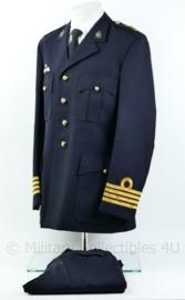 Korps Mariniers Barathea uniform set  - maat  XL - Origineel