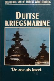 Boek Duitse Kriegsmarine - De zee als inzet - Humble, R