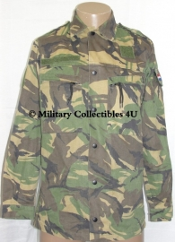 KL ZOMER woodland uniform jas - jas basis - Gebruikt - origineel