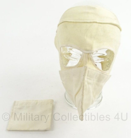 KM Marine Korps Mariniers winter masker Face Mask Extreme Cold Weather - Face Mask arctic MK2 Fire resistant - wit - origineel