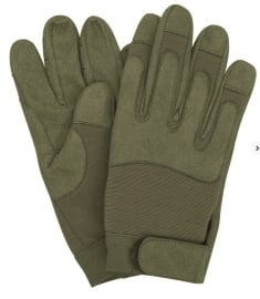 US Army Glove - Groen