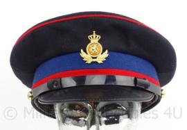 KL Landmacht MA Militaire Academie pet - maat 61 1/2 - maker: B.V.Hassing - origineel