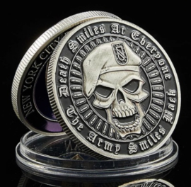 Coin United States of America - Department of State - Death Smiles At Everyone ; The Army Smiles Back!