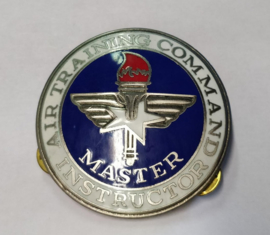 Air Education and Training Command Master Instructor Badge - 5,3 x 5,3 cm
