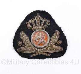 KL Landmacht onderofficier GLT pet insigne GLT gala pet - 6,5 x 6,5 cm - origineel