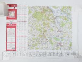 Duitse Stafkaart C3130 Salzwedel 2012 - 1 : 50.000 - 55 x 75 cm - origineel
