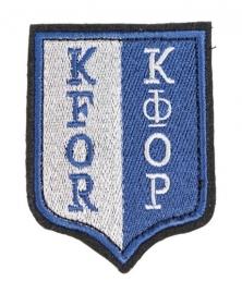 KFOR patch stof - origineel