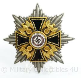 WO2 Duitse medaille -Order Of The NSDAP 3rd Class-  replica