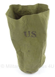 WO2 US Army opbergtasje - afmeting 11 x 27 cm - origineel