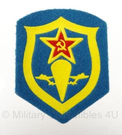 Russische leger USSR Airborne VDV Paratrooper arm embleem - 8,5 x 6,5 cm - origineel