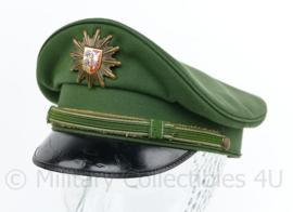 Duitse Bundespolizei pet Schleswig Holstein - maat 55 - origineel