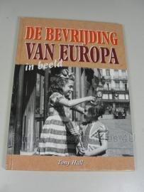 Boek De bevrijding van Europa in beeld