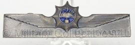 Dienst Luchtvaart, wing vliegenier 1988 - 1994 metaal