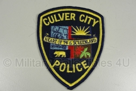 Culver City Police Patch - origineel