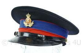 Platte pet kadet KMA Koninklijk Militaire Academie Maat 58 - Origineel
