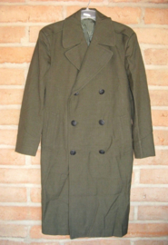 USMC US Marine Corps mantel overjas Overcoat Man's Wool 1977 - size 38R= NL 48 (valt groot) - origineel