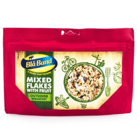 Blå Band Mixed Flakes with Fruit breakfast ontbijt - t.h.t. december 2022