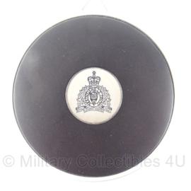 RCMP Royal Canadian Mounted Police politie wandbord - origineel