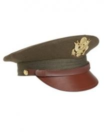 Visor cap US Army officer OD - meerdere maten